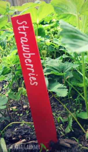 DIy Garden Marker 2