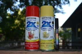 Supplies for Ladybugs & Bees