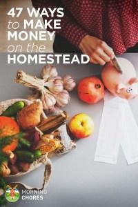 42-Ways-to-Make-Money-Homesteading 4.10.16