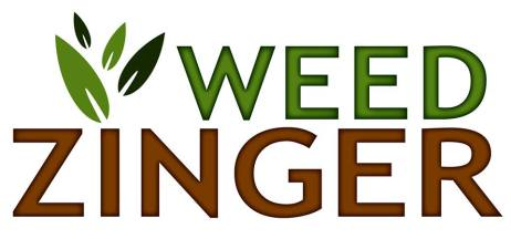 weed zinger banner